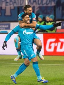 Hulk faz gol contra o Mordávia