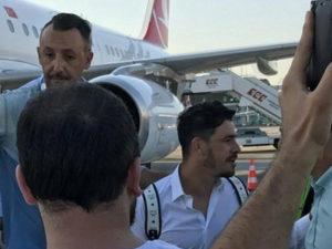 Giuliano chega a Istambul