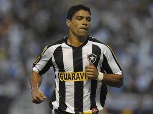 Renato atuando pelo Botafogo